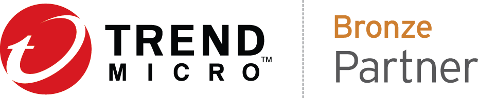 TrendMicro Bronze Partner Logo