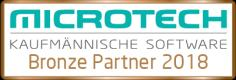 Logo Microtech Bronze Partner 2018